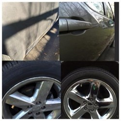 wecometoyoucarwash, we come to you car wash, wheels and extrior car wash